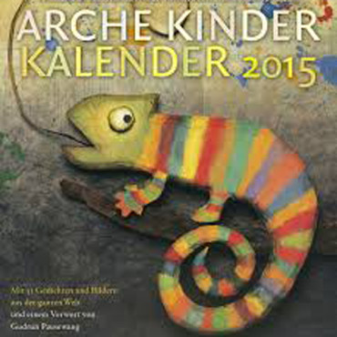 Für Weltenbürger. Der Kinderkalender 2015
