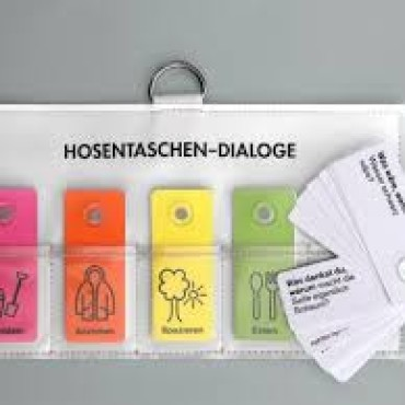 Hosentaschen – Dialoge