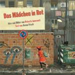 Buchtitel: Das Mädchen in Rot. Gerstenberg Verlag