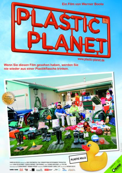 Plastic Planet Filmplakat