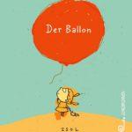 Bilderbuch von ISOL: Der Ballon