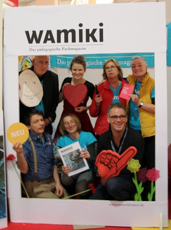 Das wamiki-Team