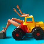 Bauen mit Barbie