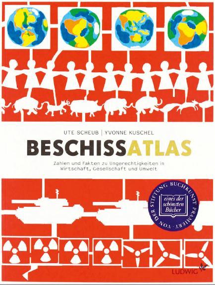 Sachbuch: Beschissatlas