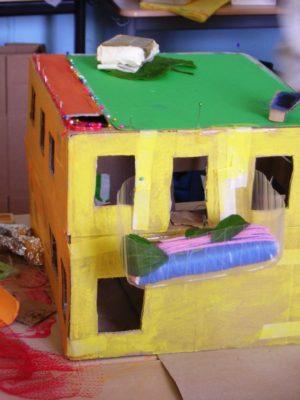 """Architektur Projektwoche """"Meine Traumschule"""""""
