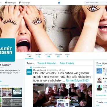 Erster europäischer Twitter-Bildungstag