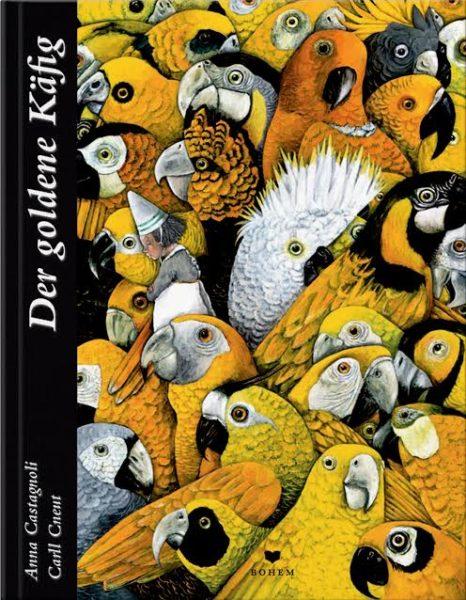 goldenerKäfig cover