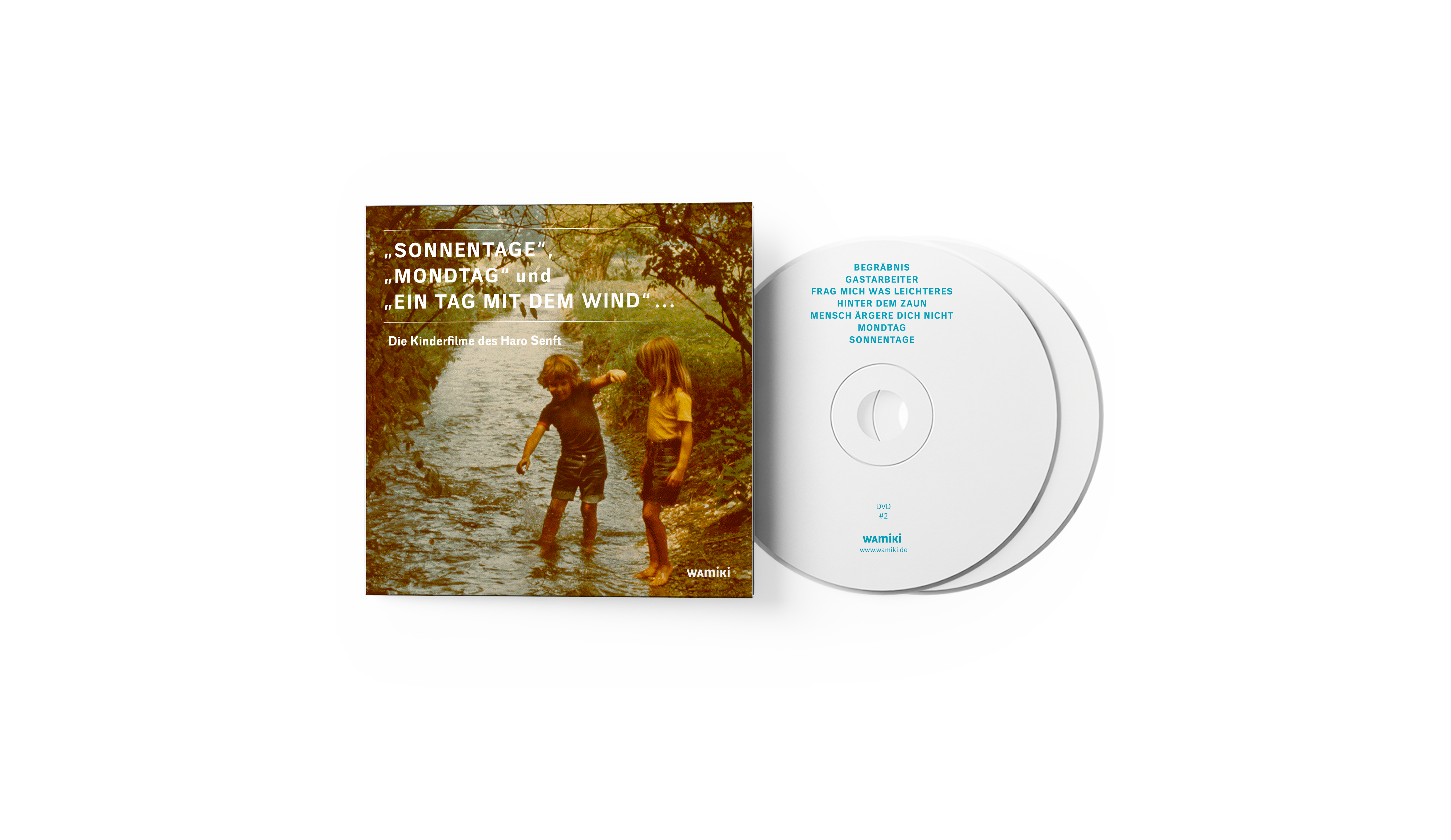 Haro Senft_Cover 2 DVDs