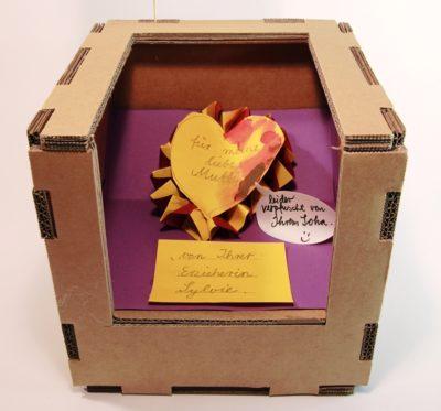 Traditionspflege pur: Muttertagsgeschenk