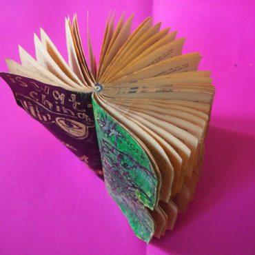 Bücher verbauen