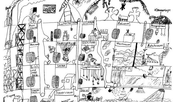 Kathedralen der Zukunft! Bilden wir Bündnisse für Bildung fordert Reinhard Kahl, Bündnisse für Schulen mit sehr viel mehr Raum als heute: mit Werkstätten, Übungsräumen, Ateliers, Laboren, Räumen der Stille und zum Toben, mit Unterrichtsräumen und Lernbüros.