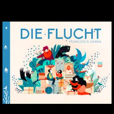 Bilderbuch: Die Flucht