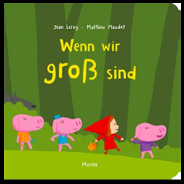 Bilderbuch: Wenn ich groß bin…
