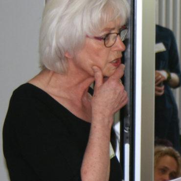 Nachruf: Hildegard Wies