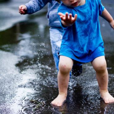 Frühe Bildung als Kinderspiel