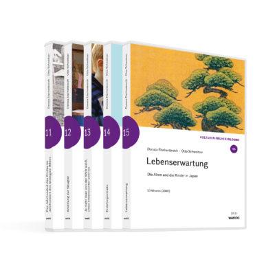 Weltwissen Filmpaket 3. Kulturen früher Bildung. DVD. Donata Elschenbroich und Otto Schweitzer