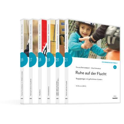Weltwissen. Filmpaket 4. Resonanzraum Familie. DVD. Donata Elschenbroich und Otto Schweitzer