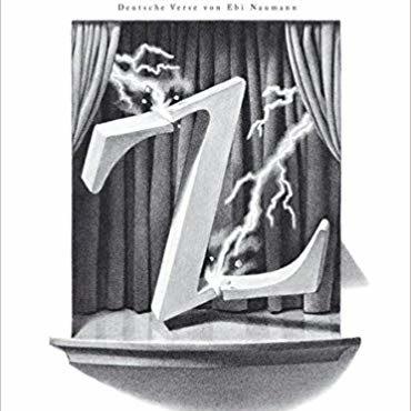 Bilderbuchkunst: Das Z zerplatzt!