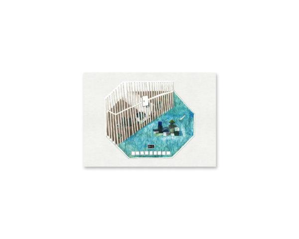 Bilderrätsel Postkarte Freispiel