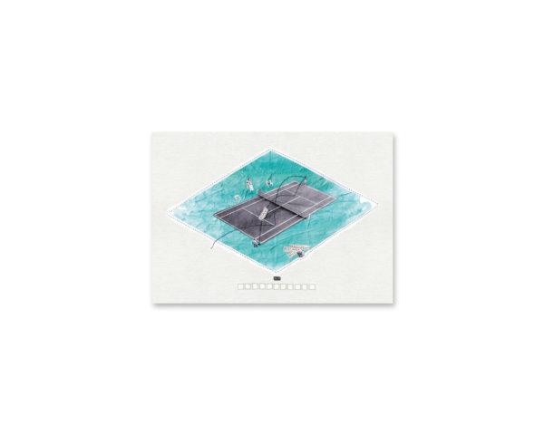 Bilderrätsel Postkarte Wortwechsel