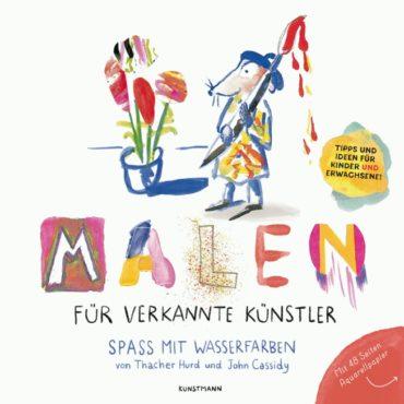 """Das Kinderbuch der Woche: """"Malen für verkannte Künstler"""""""