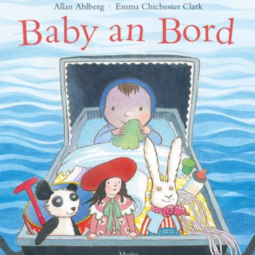 Das Kinderbuch der Woche: Baby in See-Not
