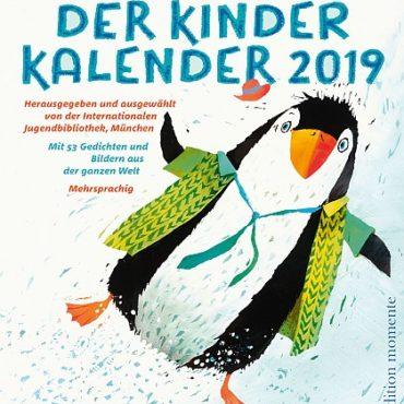 """Das Kinderbuch der Woche: """"Der Kinderkalender"""" mit 53 Gedichten"""