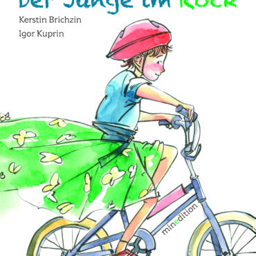 """Das Kinderbuch der Woche: """"Der Junge im Rock"""""""