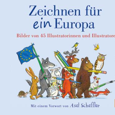 Kinderbuch der Woche: Bilder für Europa