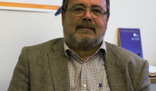 Sich Gehör verschaffen Toren Christians, stellvertretender Personalratsvorsitzender von KiTa Bremen, will die Mittel des sog. Gute-Kita-Gesetzes ganz anders verteilen.