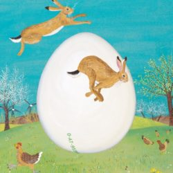 Kinderbuch der Woche: Die Wahrheit über den Osterhasen