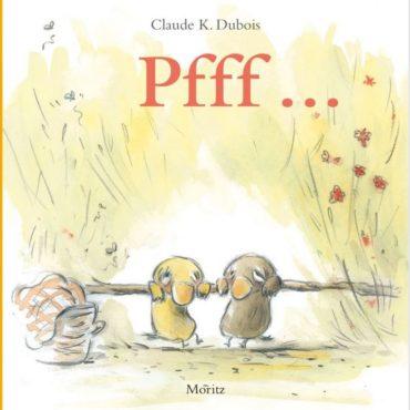 Kinderbuch der Woche: Ein Pups gegen die Langeweile