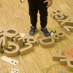Spielplatz Sprache