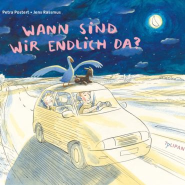 Das Kinderbuch der Woche: Durch die Nacht ans Meer