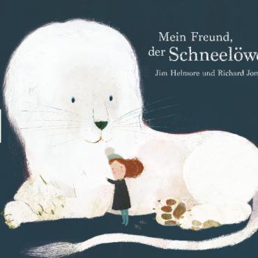 Das Kinderbuch der Woche: Wo ist der weiße Löwe?