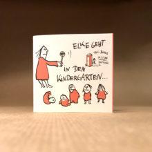 Cover von Elke geht in den Kindergarten