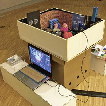 Deine Welt in der Kiste