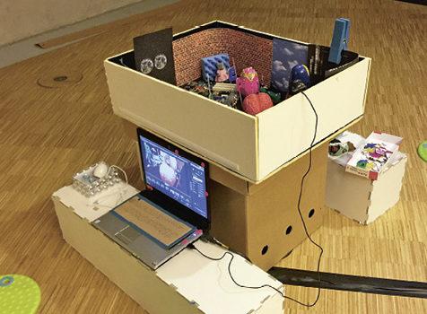 Deine Welt in der Kiste Herzlich willkommen in unserer Ausstellung