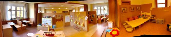 Kinderzimmer der Kuh im Kühlschrank in Thurnau