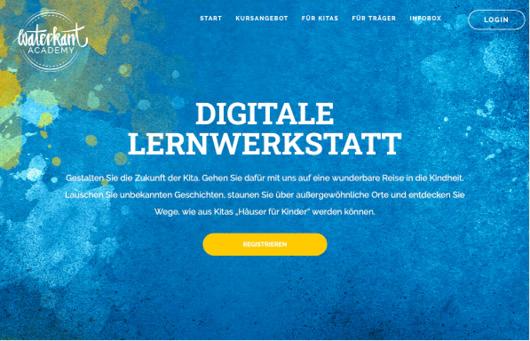 Werkstattpädagogik digital Mit Werkstattpädagogik die Zukunft der Kita gestalten. Ein Projekt, in dem Kita-Teams digital in Onlinekursen lernen. Vorgestellt von Christel van Dieken.