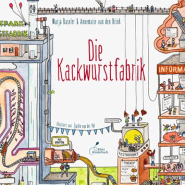 Du Kackwurstfabrik