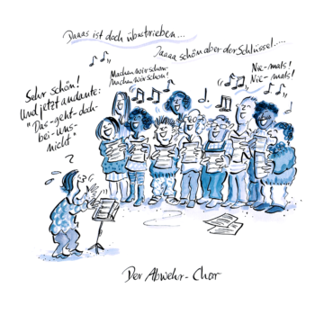 Der Abwehr-Chor