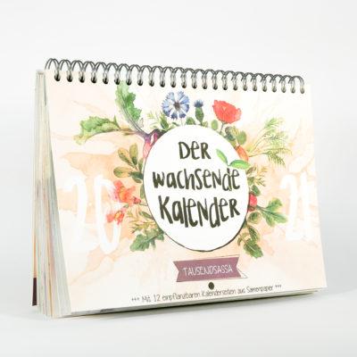Tausendsassa Kalender front