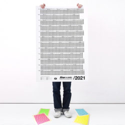 Es ist wieder so weit: Die Kalender 2021 sind da!