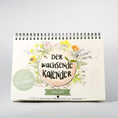 Krautikus Kalender von vorn
