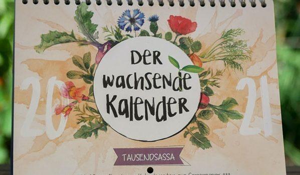 Wo ein Wille ist, ist auch ein Beet! NEU: Im wamiki-Shop gibt es jetzt wachsende Kalender mit allerlei Saatgut. Die Aussaat auf dem Balkon oder im Garten im kommenden Frühling ist also gerettet!