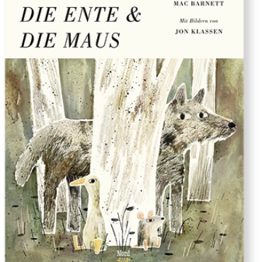 Wolf, Ente und Maus