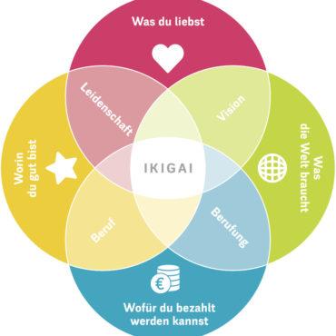 IKIGAI — 生き甲斐